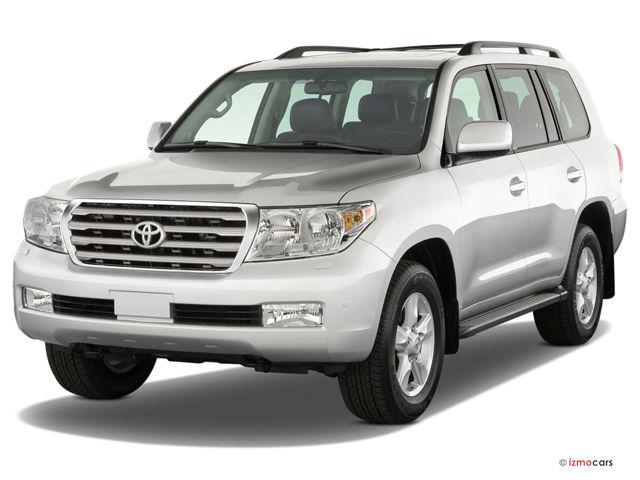 Toyota Landcruiser VX